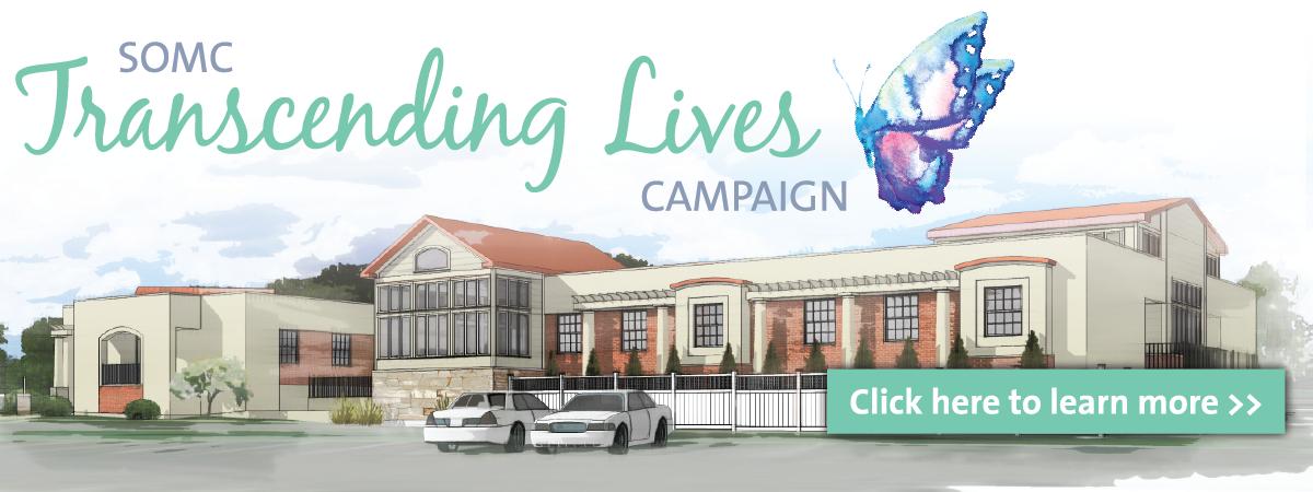 SOMC Transcending Lives Campaign